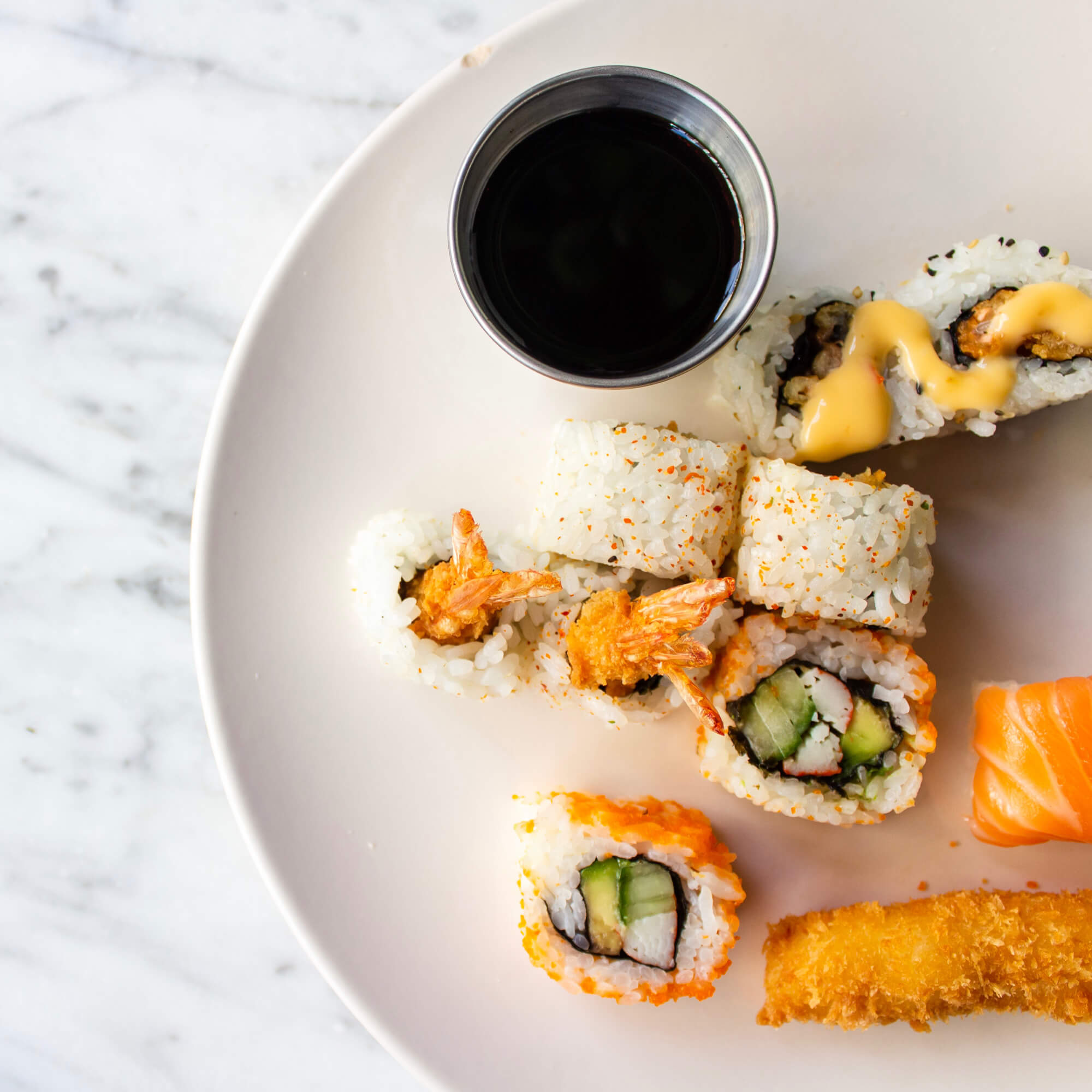 How to make sure your sushi is safe enough to eat?